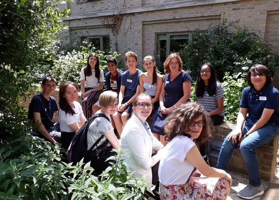 'Why not A level Languages?' Interactive Day at Cambridge University