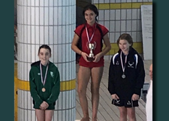 Bronagh wins diving bronze for SCD