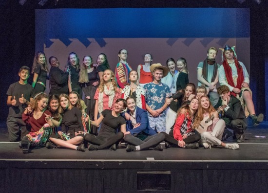 SCD students perform Shakespeare at Watersmeet Theatre