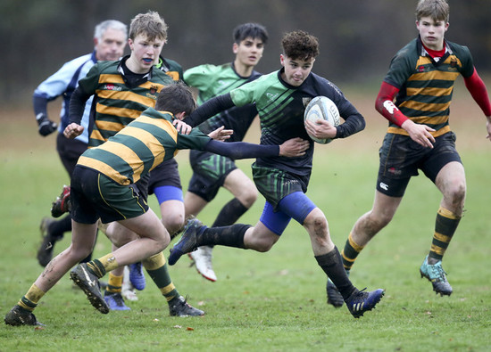 Year 10 Rugby team go through to next round of National Vase