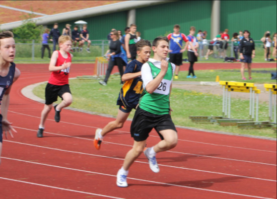 SCD students crowned County Track and Field champions
