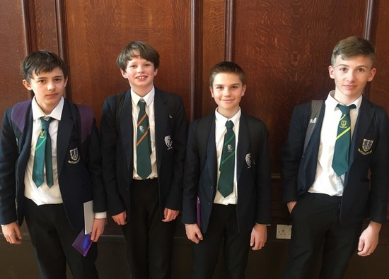 Junior Mathematicians excel at Junior Maths Challenge