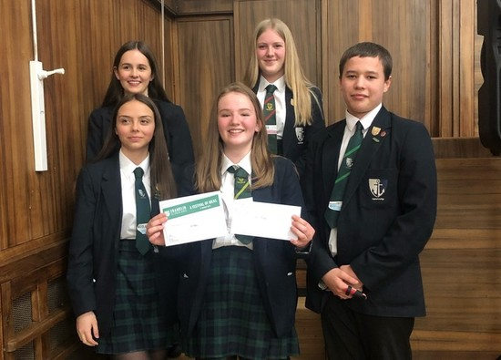 Year 10 students win Franklin Scholars competition