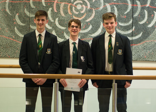 Students' success in Public Speaking Competition at University of Cambridge