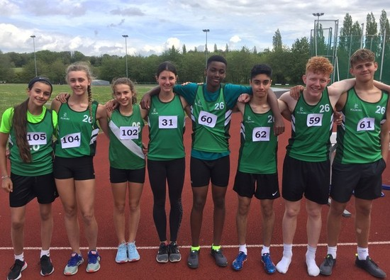 Great result at Hertfordshire Schools Combined Events Championships