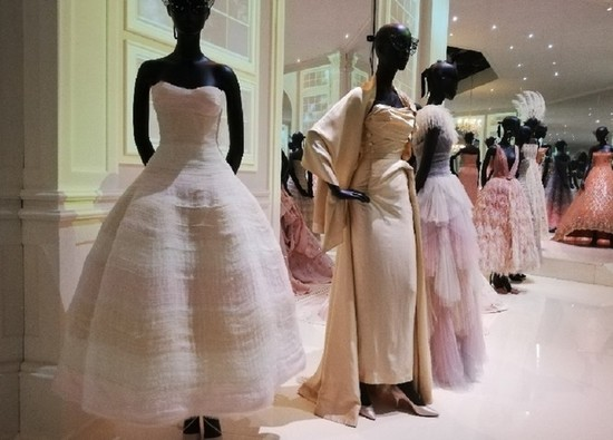 A trip to see Dior and Mary Quant Exhibitions at the V and A Museum
