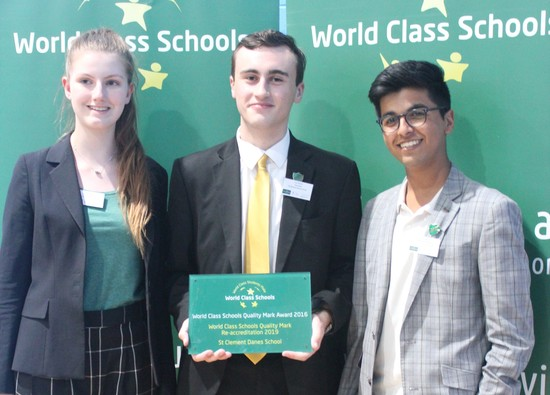 World Class School Re-accreditation
