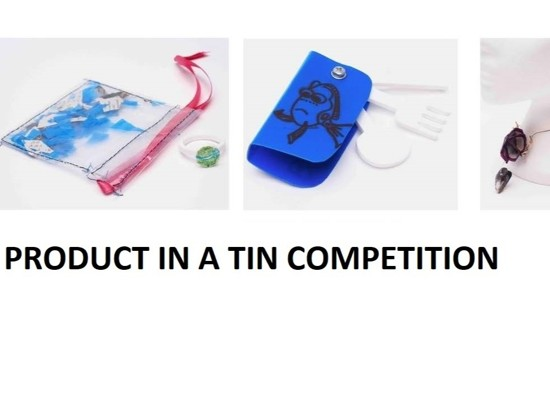 Merits awarded for Nationwide 'Product in a Tin' Competition!