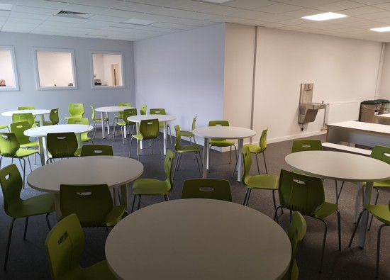 New Pastoral Hub opens after refurbishment