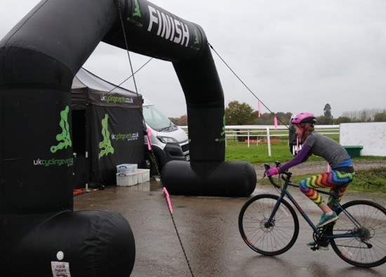 Year 8 student cycles 52 miles along South Downs for Alzheimer's Research