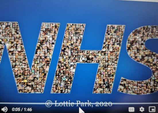 Lottie wins Regional Finals of 'Step into the NHS' Competition