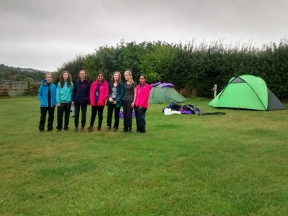 Duke of Edinburgh Silver Expedition