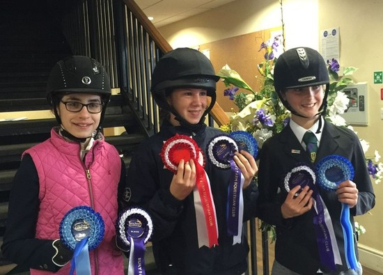 SCD showjumpers selected for national finals!