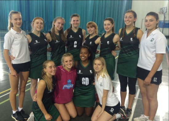 Senior netballers start their season in style