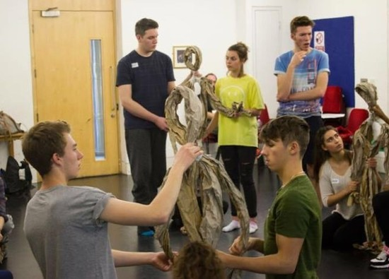 Drama students gain place at RADA Youth Theatre
