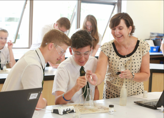Science Learning Partnerships receive £12.1 million investment