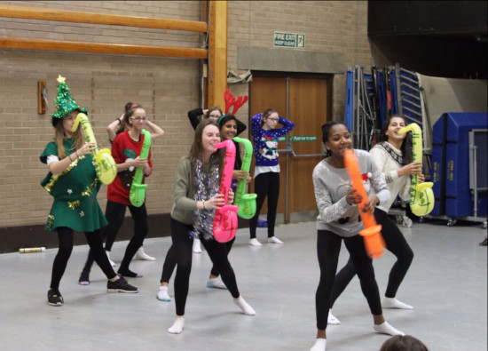 House Basketball and Dance at SCD