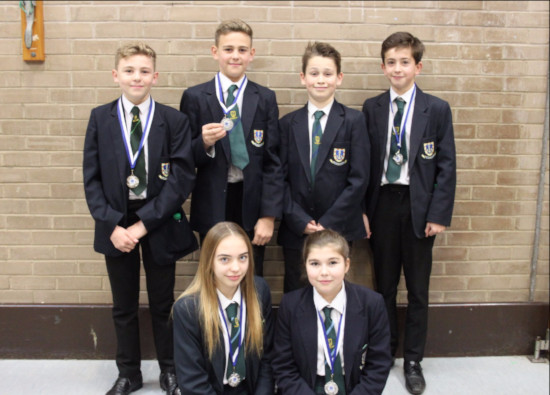 More success for trampolinists