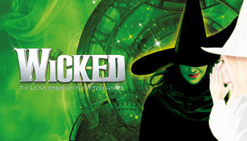 'Wicked' Theatre Trip