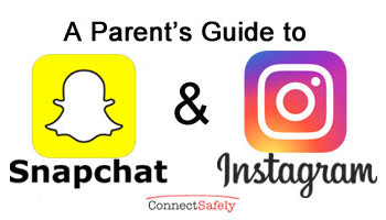 Snapchat & Instagram - A Parents' Guide