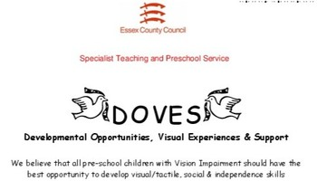 Thurrock Sensory Service For Visually Impaired Young People