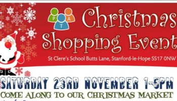 Christmas Market - Saturday 23rd November 1-5PM