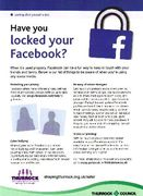 Facebook e safety poster