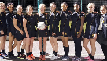 District Netball Champions