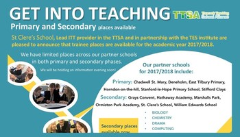 Teacher Training Opportunity