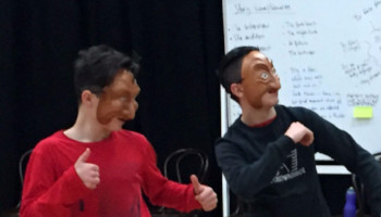 Trestle Theatre Group Visit Drama