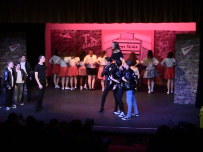 Grease 2017