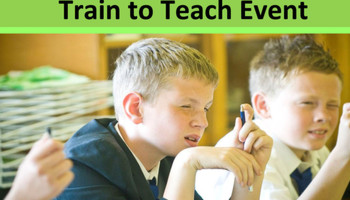 Train to Teach