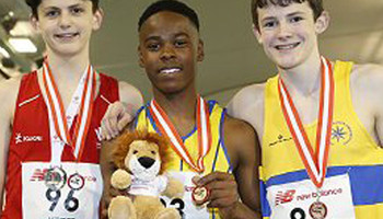 British u15 Men�s Pentathlon Record-Holder