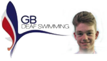 Three GB Golds for St Clere's Swimmer Kieron!