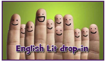 English Literature Revision Drop-in