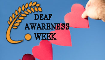 Deaf Awareness Week