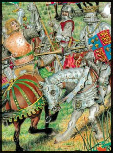 Battle of bosworth other