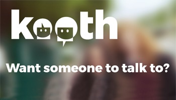Kooth - online help for young people