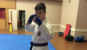 Louee to compete for Ju-Jitsu Team GB
