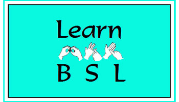 New BSL Course Starts in September 2018