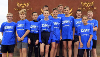 Yr 8 Rookie Racers raise case for charity!