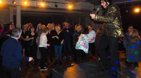 Elvis Night at St James'