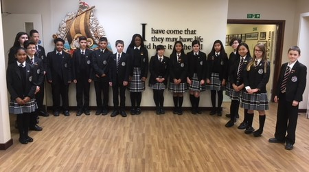 Recognition for Year 8 Students