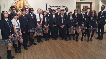 Further Recognition for Year 8 Students