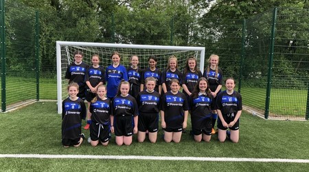 Success for St James' at Gaelic Football