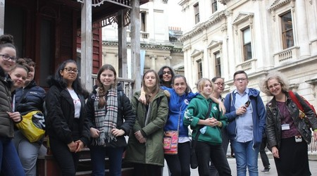 Year 10 Art Students visit The Royal Academy