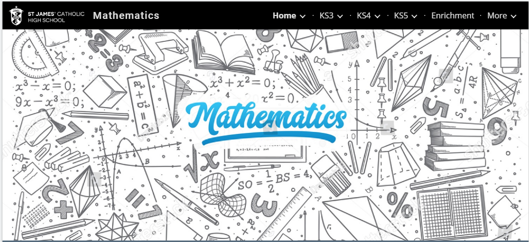 Maths website