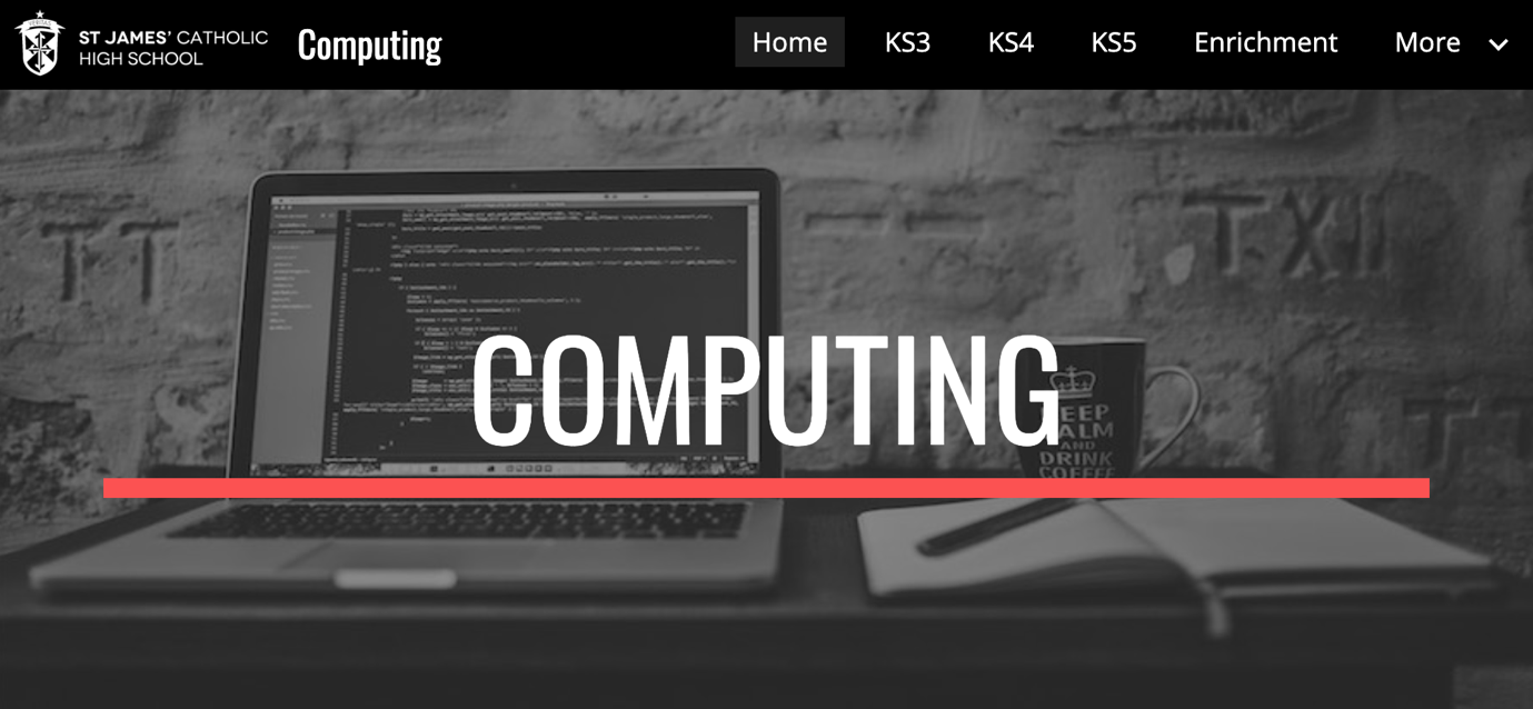 Computing website