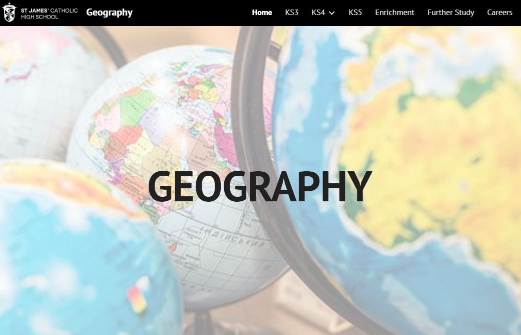 Geog website