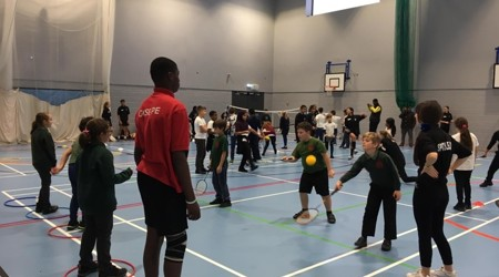 Sports Leadership Flourishing at St James'